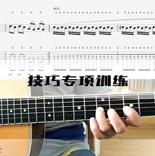_Guitar training
